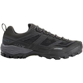 Mammut Ducan Low GTX Schuhe Herren black/dark titanium